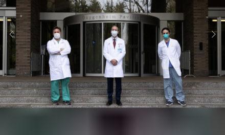 Alarmés par l'épaississement du sang des patients COVID, les médecins de New York essaient de nouveaux traitements