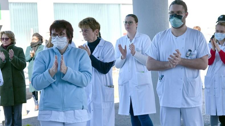 Coronavirus : un collectif de soignants réclame la publication des commandes de masques et de tests