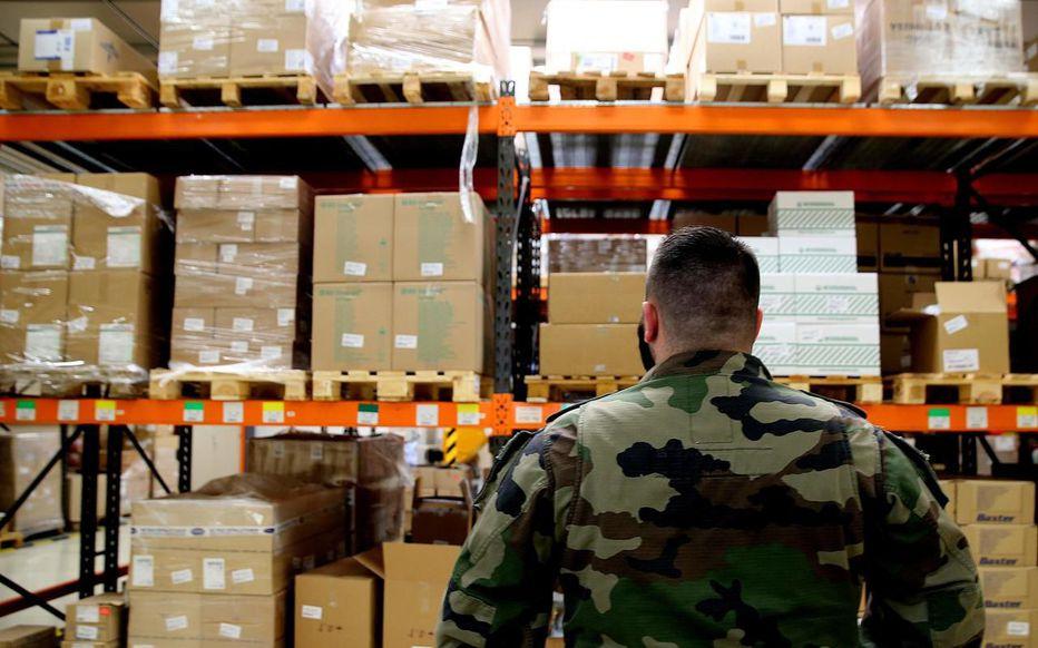 #Coronavirus : Oui, l'armée française a bien commandé de la chloroquine « par précaution »