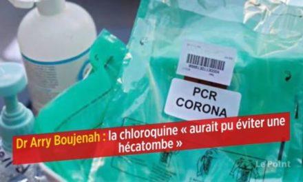 Dr Arry Boujenah : la #chloroquine « aurait pu éviter une hécatombe »