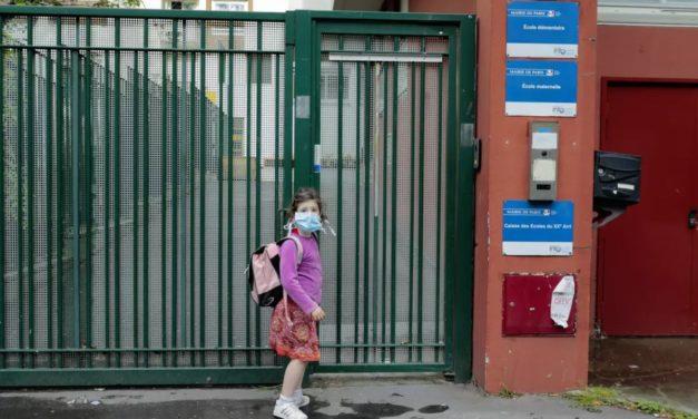 #Coronavirus chez l'enfant : la santé des petits et la contagion à l'école en question