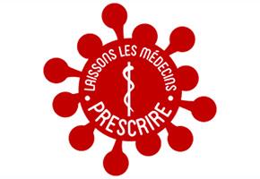 """#Covid-19 Collectif de médecins """"laissons les médecins prescrire"""""""