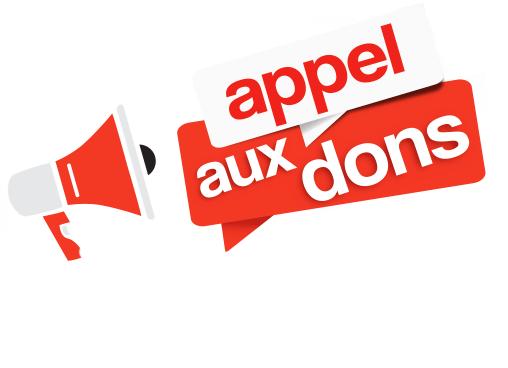 Appel au dons