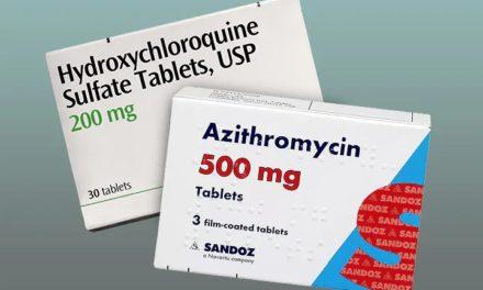 Effet bénéfique de l'association Hydroxychloroquine-Azithromycine dans le traitement des patients âgés atteints de la #covid-19: résultats d'une étude observationnelle