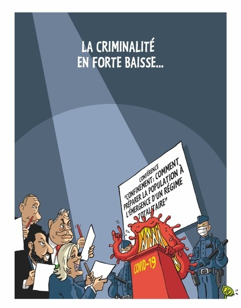 Confinement : le débat interdit