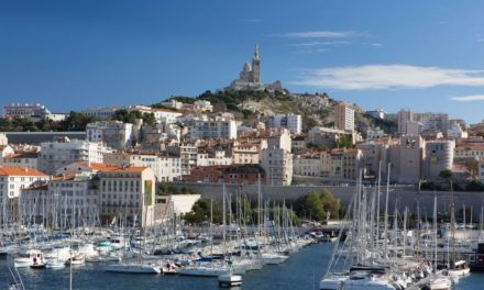#COVID-19 : Marseille 5 – Paris 1 juste les chiffres