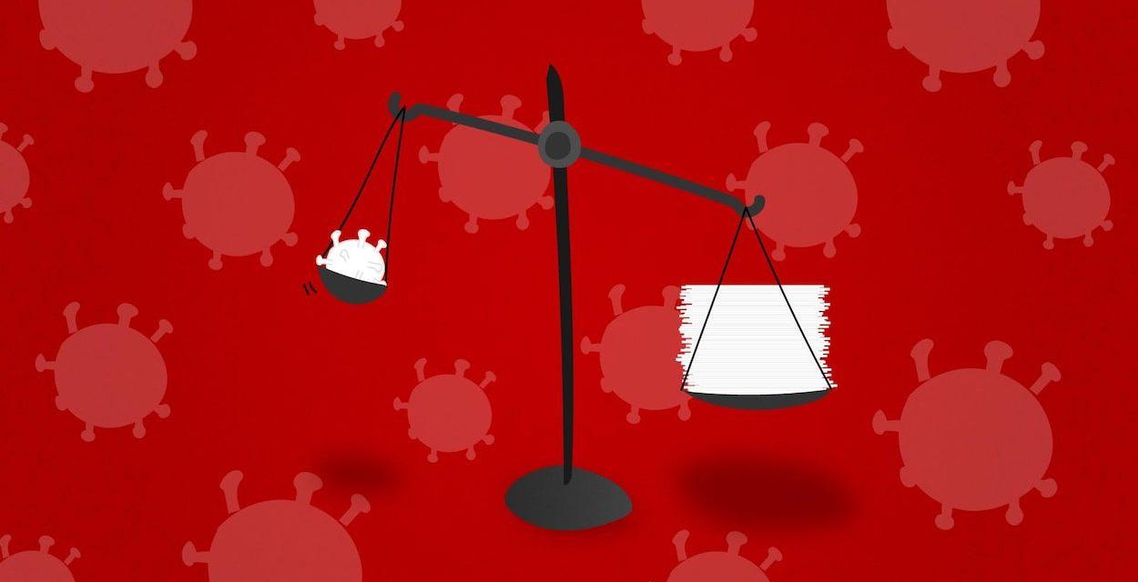 Communiqué de Presse Ouverture des participations aux 2 procédures judiciaires pour les VICTIMES du COVID-19