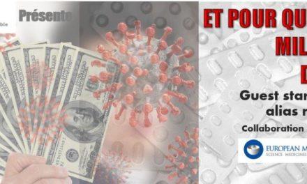 """""""Remdesivir pour quelques dollars de plus"""" de Gilead avec l'Agence Européenne du Medicament?"""
